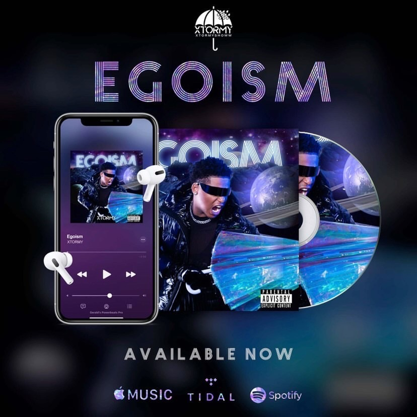 """XTORMY STUNS THE PUBLIC WITH HIS NEW EP """"EGOISM"""""""