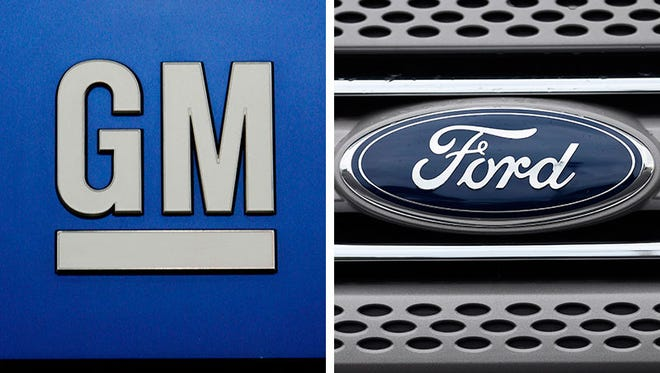 Ford asks U.S. trademark office to repeal GM's trademark on 'Journey'