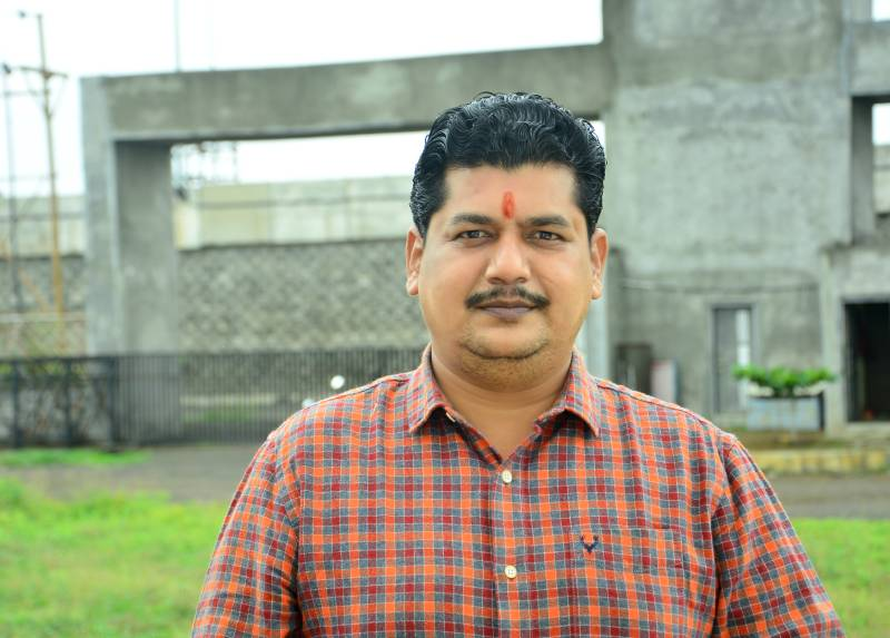 Rajsinha Rajenimbalkar, District President of BJP Yuvamorcha, Is Excelling In The Field Of Politics & Social Work