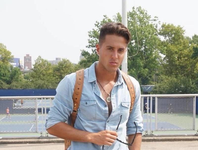 Emir Hamzin: The Serbian-American Tennis Player