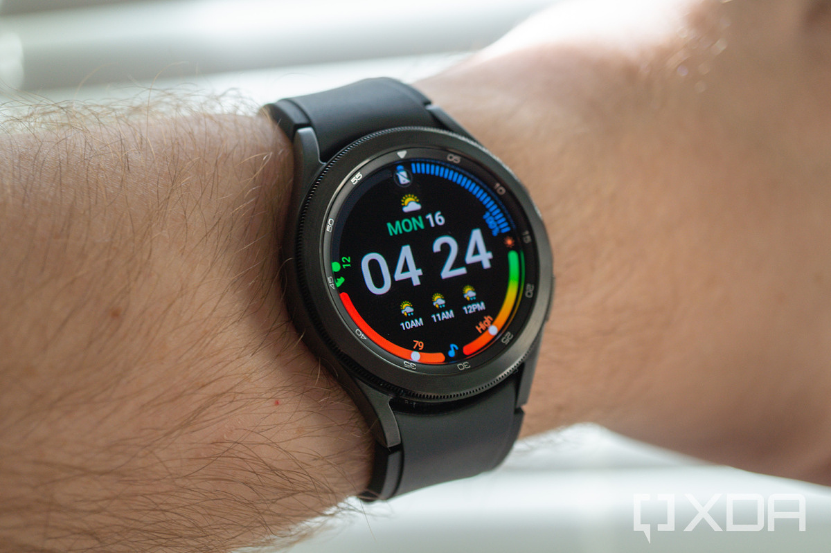 Transform your Galaxy Watch 4 into a Walkie Talkie with Samsung's new application