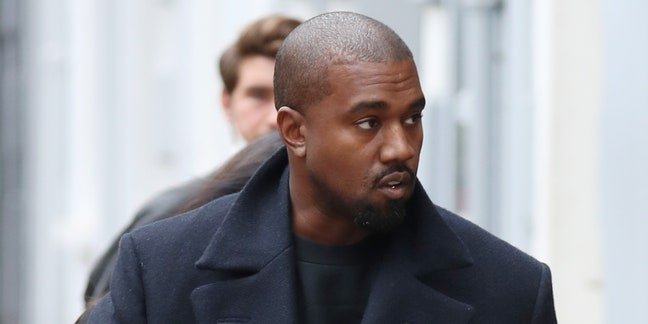 Kanye West Says Donda Was Released by Label Without His Approval