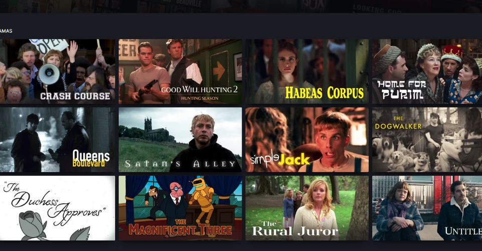 Netflix Parody Site Unites Fictional Movies and Shows On One Fake Streaming Service