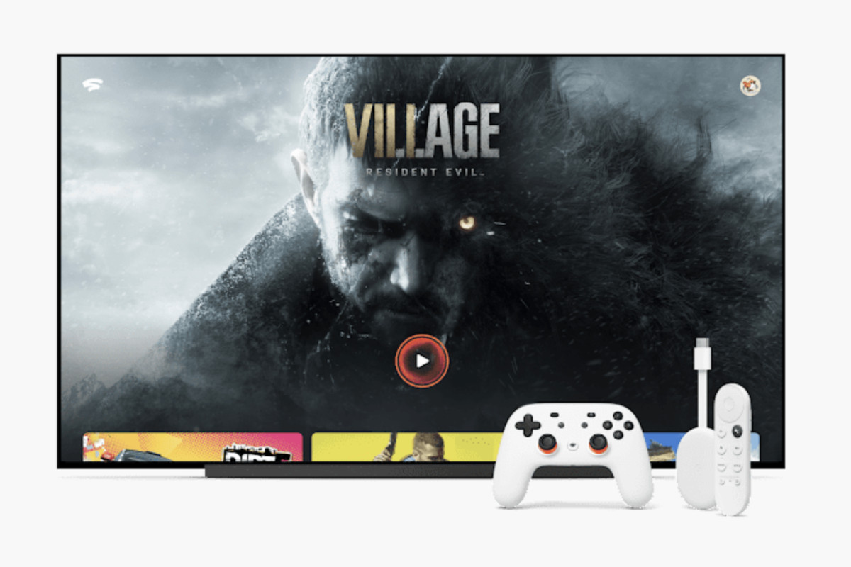 Google is currently offering a permanent Chromecast, Stadia Controller bundle