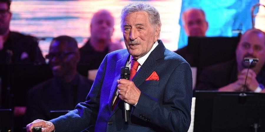 95-year-old signer Tony Bennett resigns from the stage