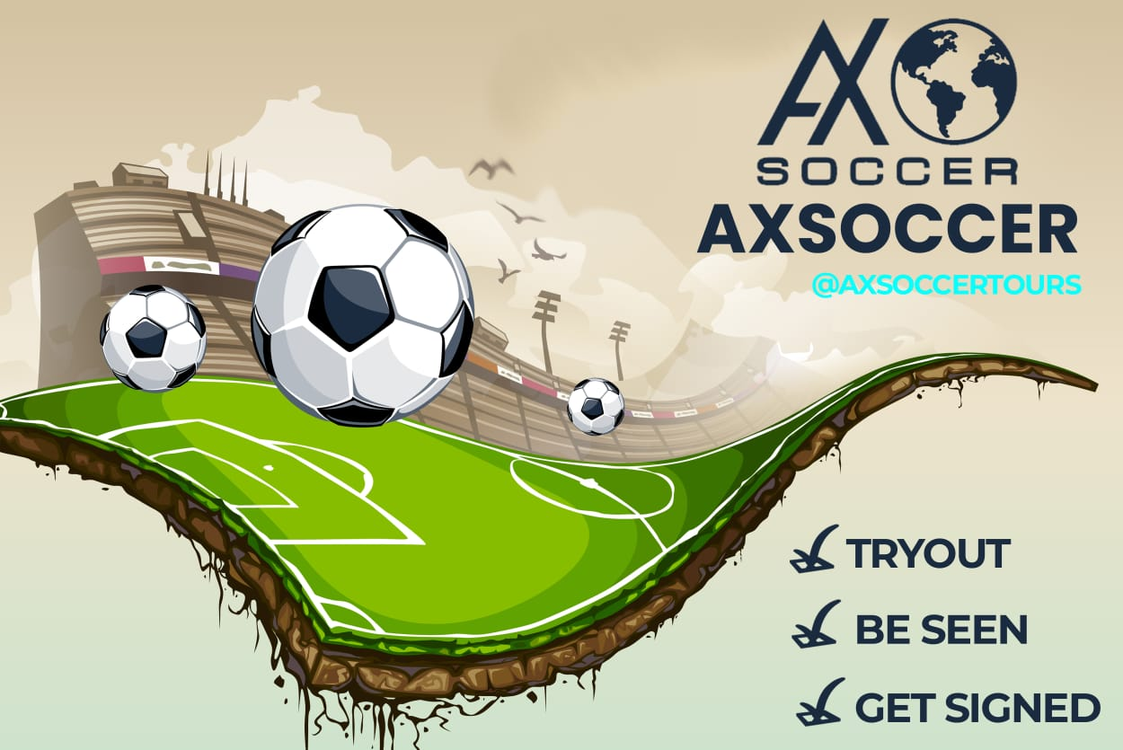 From Florida to California and all around the USA AX Soccer tours camps are action packed