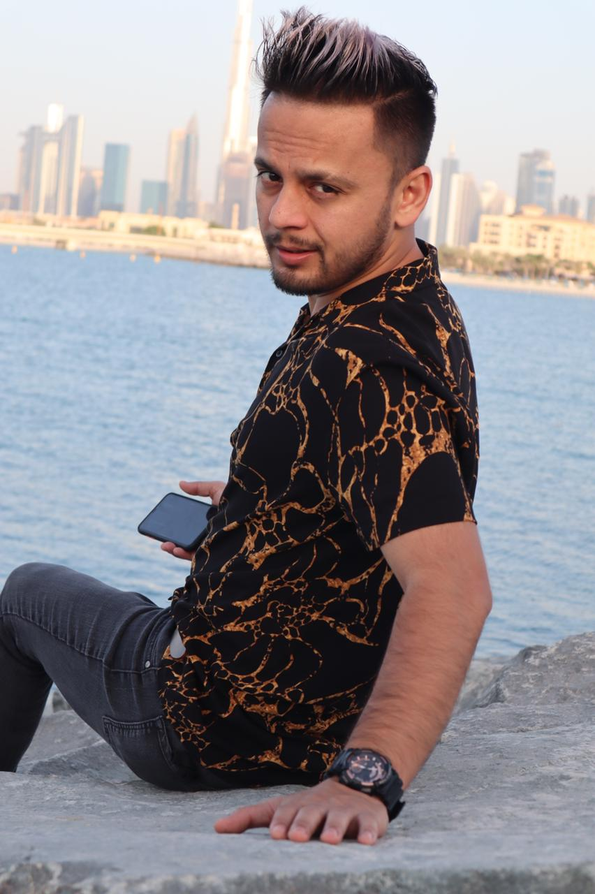 Muhammad Juniad a well known influencer in the United Arab emirates is winning hearts of the audience by his unique skills