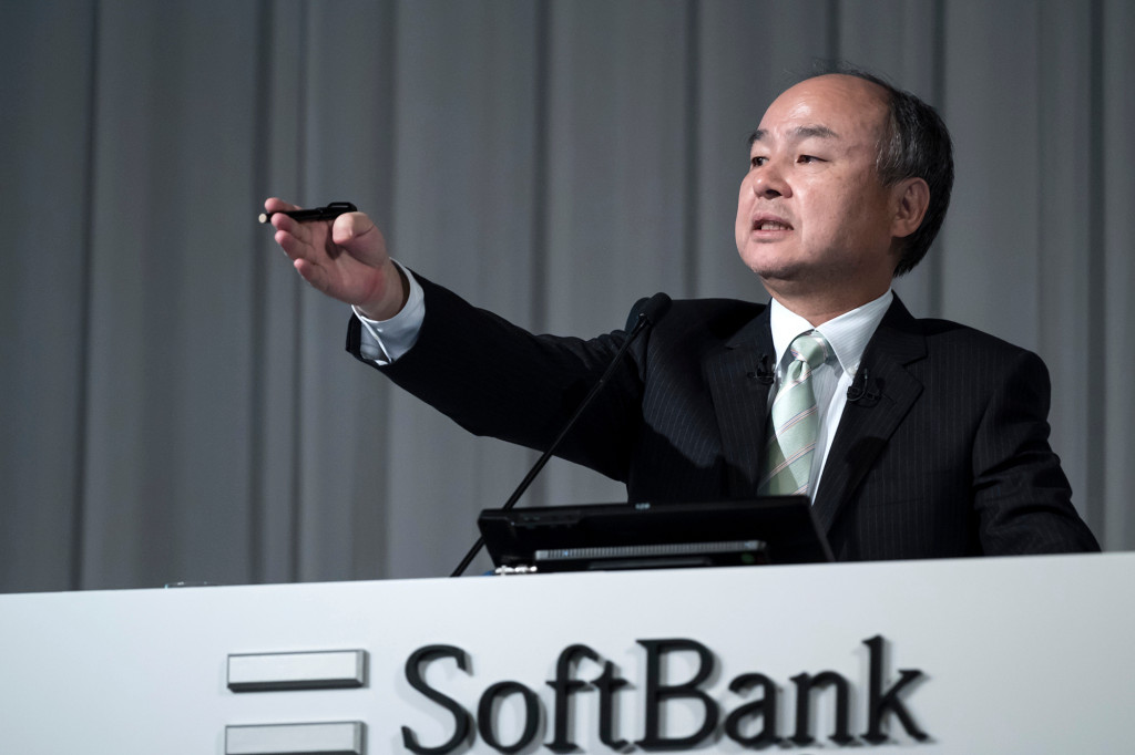 Masa Son pours cash into another fund as Softbank scales back China wagers