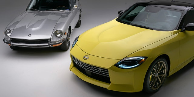 2023 Nissan Z debuts with retro-present day style and 400 hp twin-super V6