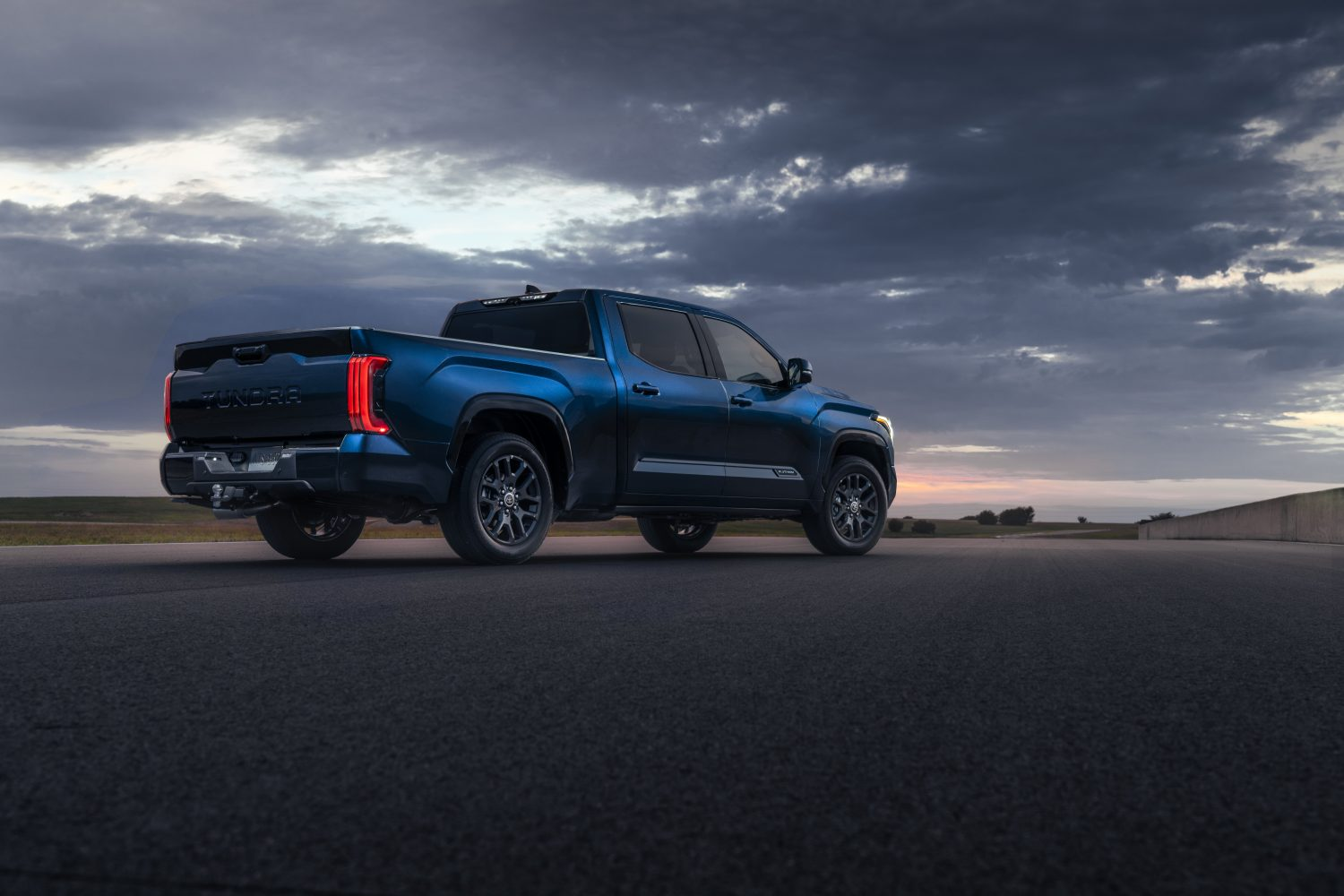 The 2022 Toyota Tundra TRD Pro has a lower payload rating than the Ford Ranger