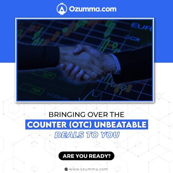 India's Best OTC Crypto Desk At Ozumma