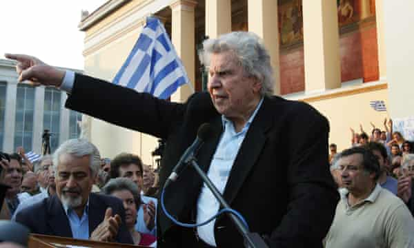 Mikis Theodorakis, Zorba musician, and political stalwart dies at aged 96