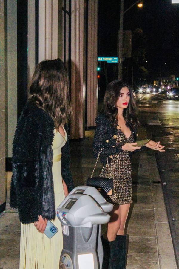 Olivia Molina Avellaneda spotted at Catch LA
