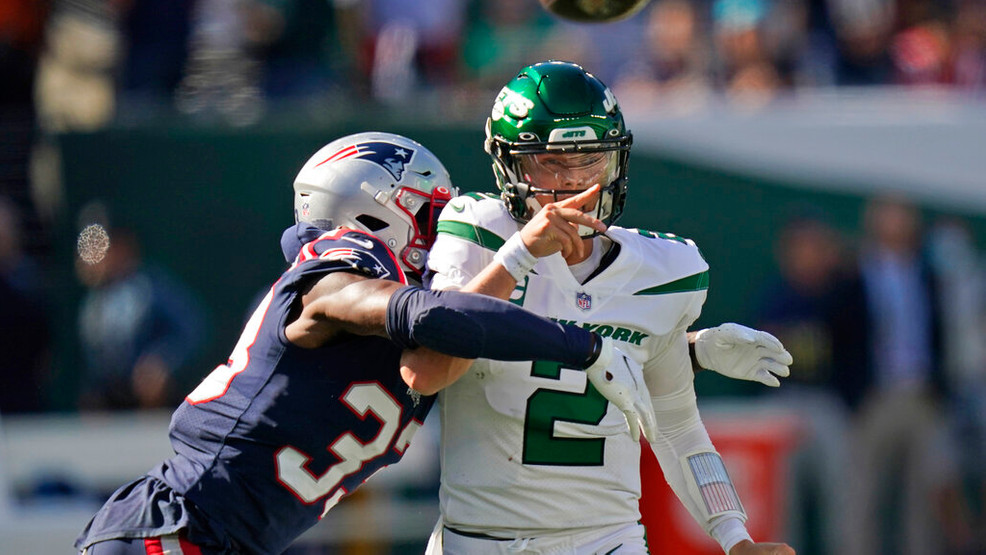 Fans of NY Jets flew after Pats against 4 INT by Zac Wilson