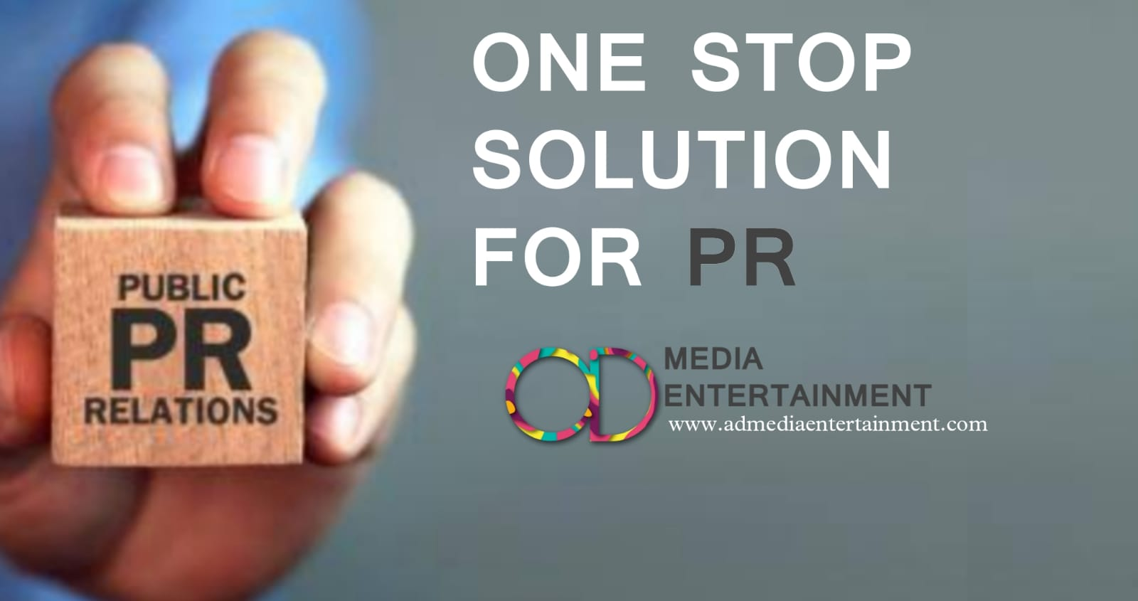Publicity is absolutely critical for growth, and Ad Media Entertainment ensures you get that maximum
