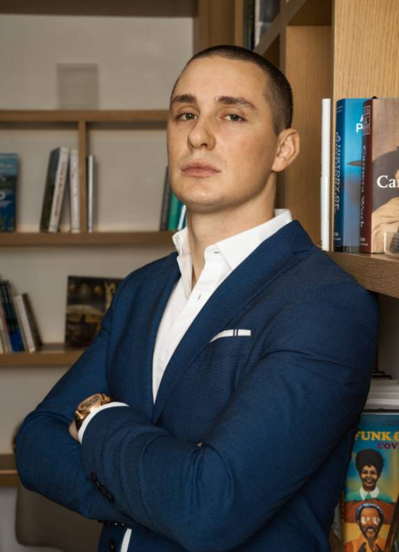 Meet Pierrick Jamaux, the ace business man who has introduced a unique service named 'Hi'