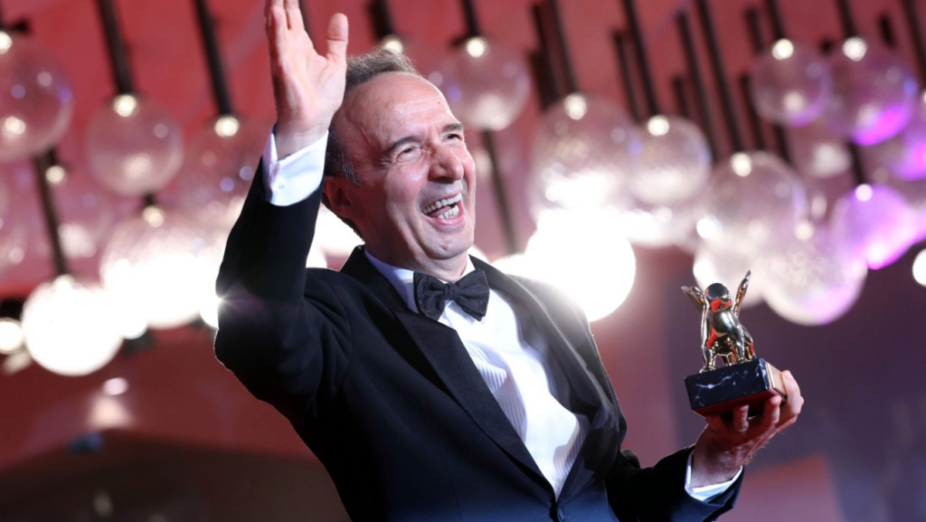 Roberto Benigni Steals the Show as Venice Film Festival Kicks Off