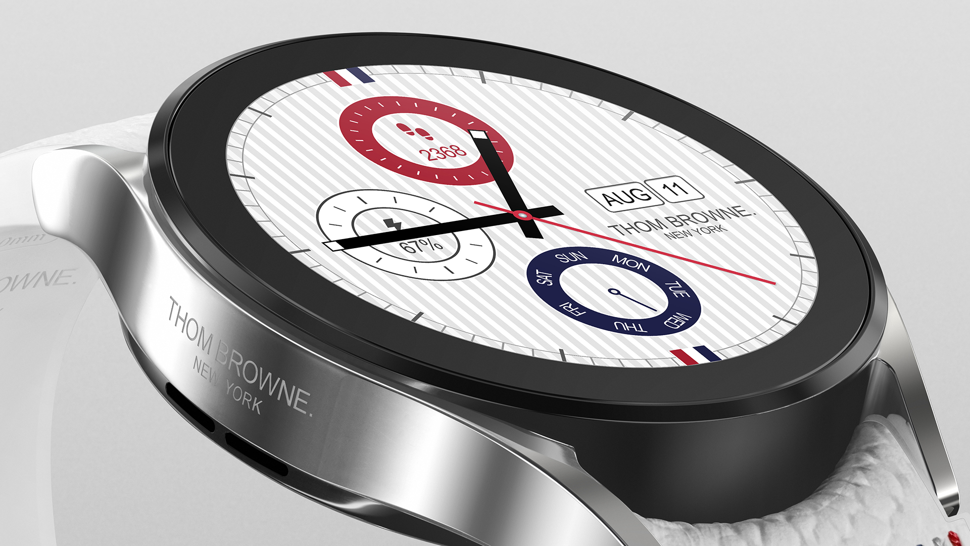 Samsung's Thom Brown Galaxy Watch 4 Classic goes on sale on September 29th