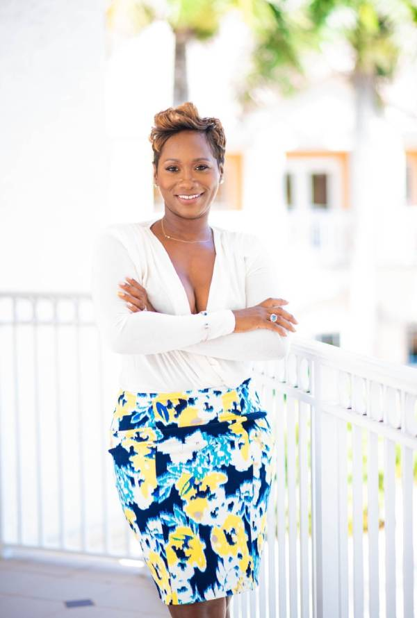 """""""In Love With Love"""": Modern Cupid Trenia Norford Helps People Find Their Best Match"""