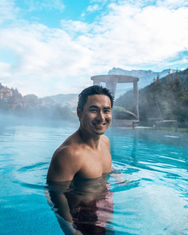 Travel and the pandemic, according to physician turned content creator Mikhail Tenazas, the founder of The Globe Wanderer