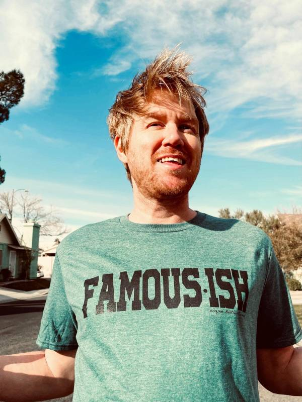 Wayne Butler: Comedian From Germany Residing in Las Vegas