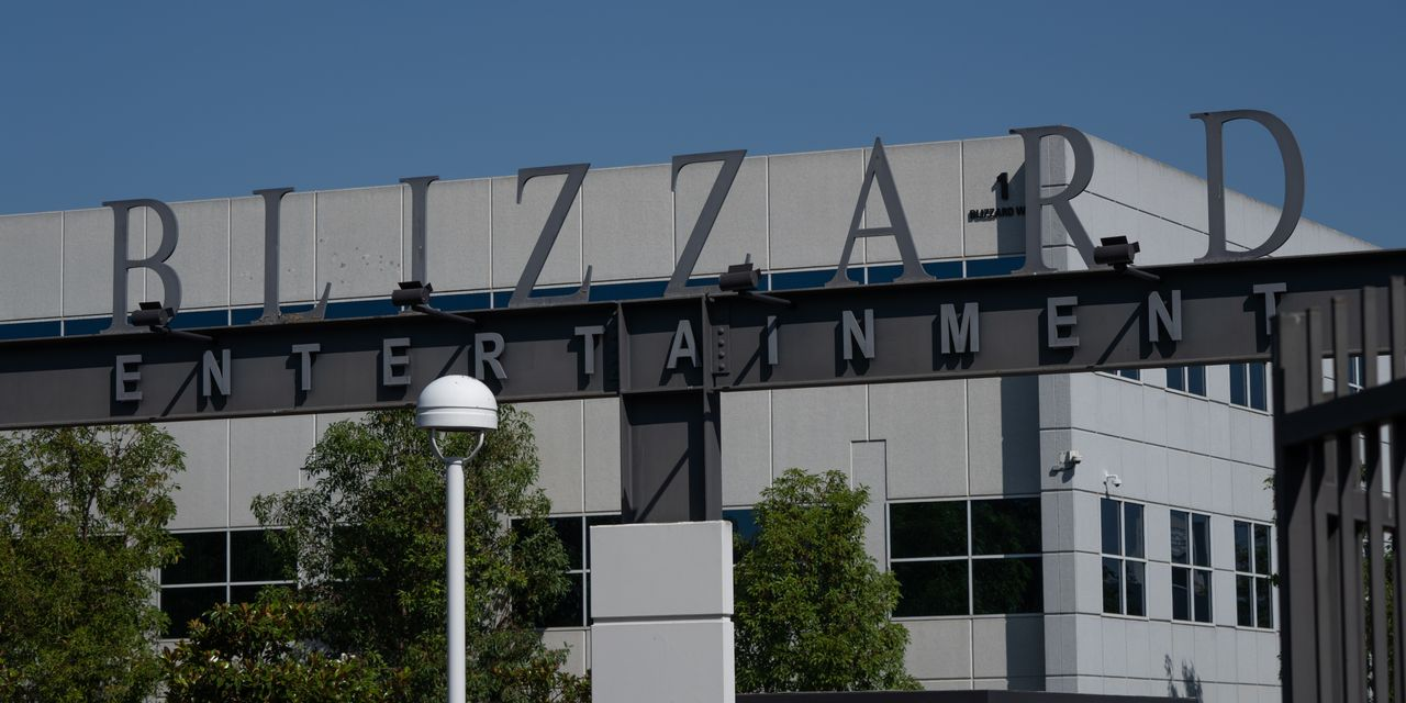 Activision Blizzard settles its EEOC lawsuit with 18 million payout