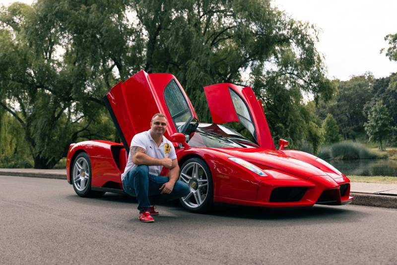 Lecha Khouri: The Widely Popular Car Show Host and Car Collector in Australia