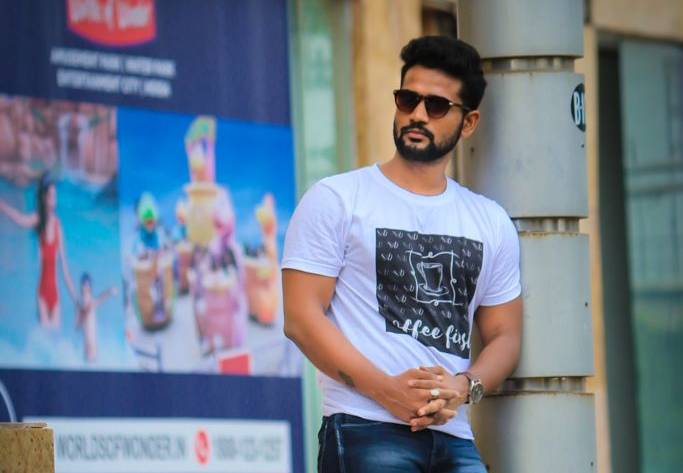 Social media influencer Nitesh Yadav make heads turn with his power pact content
