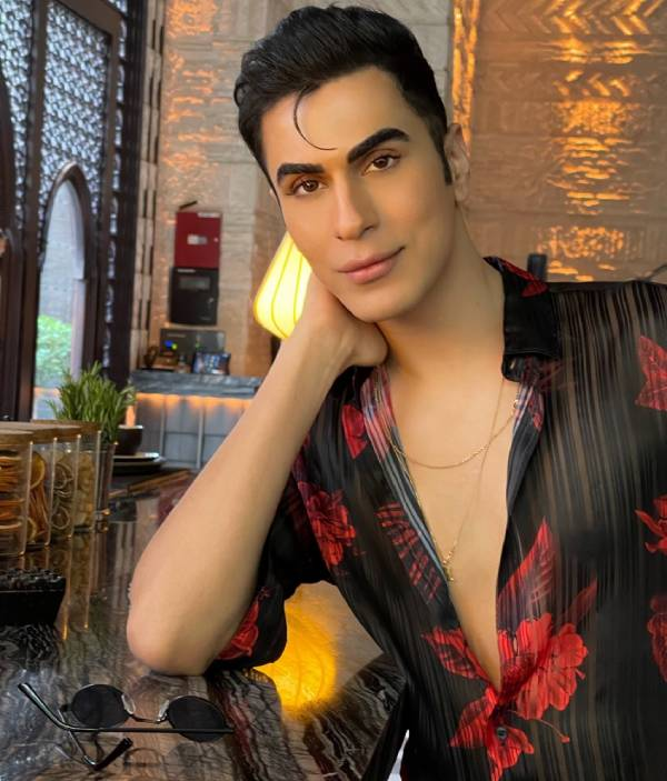 Adnan Zafar a big name one of the top content creators known for his glamorous looks, skincare and lifestyle on social media