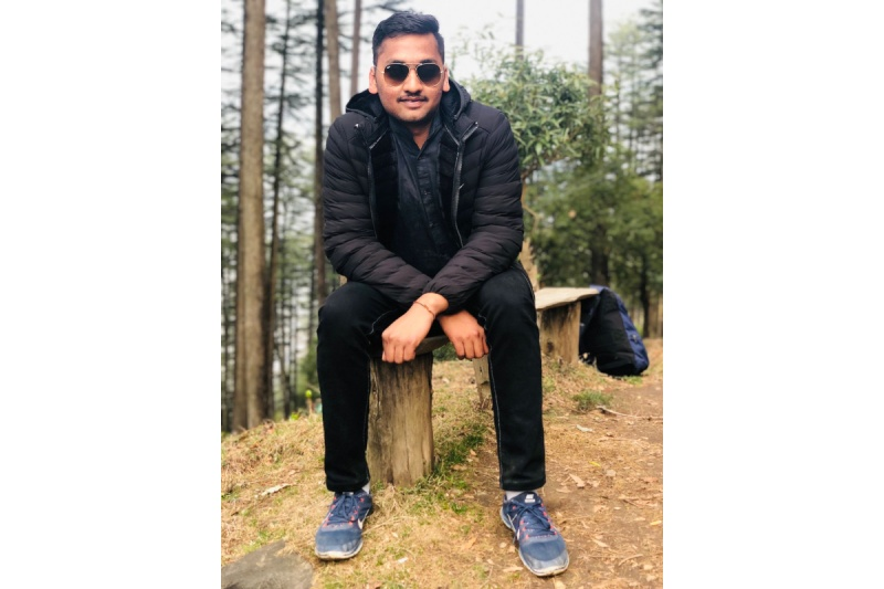 ANISH GUPTA IS STEAMING HIS WAY TO THE TOP AS A YOUNG AND SUCCESSFUL DIGITAL ENTREPRENEUR